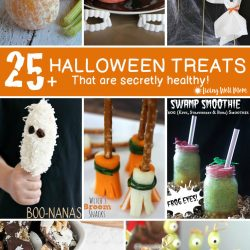 25+ Healthy Halloween Treats for Kids