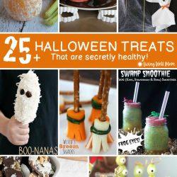 25+ Healthy Halloween Treats for Kids