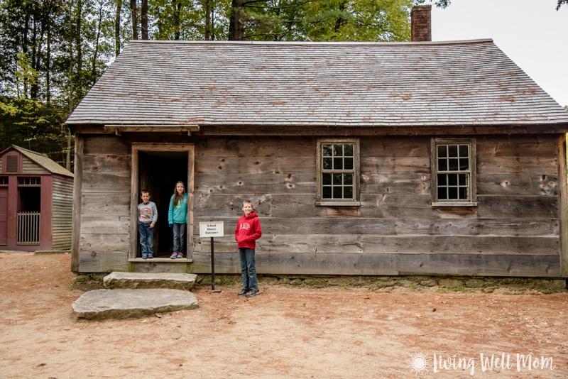 10 alasan mengapa keluarga Anda harus mengunjungi Old Sturbridge Desa di Massachusetts