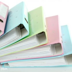 3 Simple Steps For Organizing Paperwork Once & For All