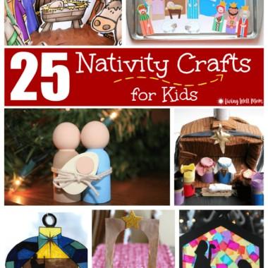 Nativity Crafts for Kids
