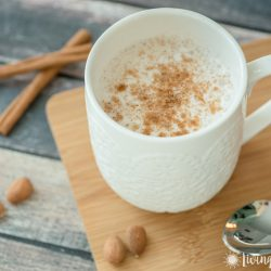 How to Stop Snacking in the Evening with 5 Simple Tips + A Recipe for Spiced Almond Milk