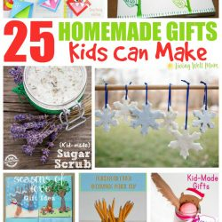 25 Homemade Gifts Kids Can Make