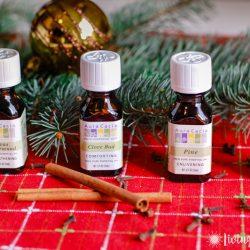 Christmas Essential Oils Blend