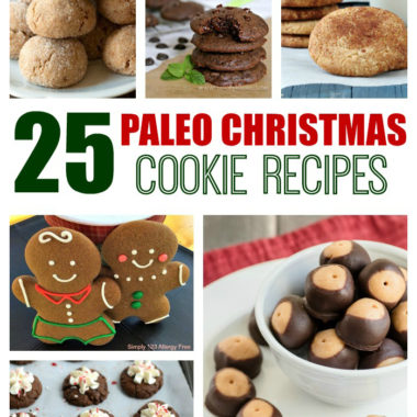 Paleo Christmas Cookie Recipes