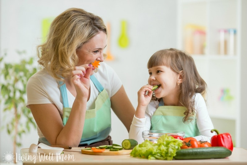 Getting Your Child To Eat New Foods
