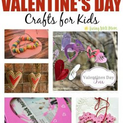 25 Easy Valentine's Day Crafts for Kids