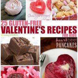 25+ Gluten-Free Valentine's Day Treats for Kids