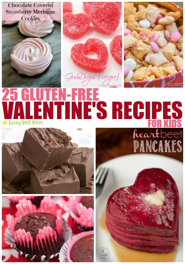 25+ gluten-free valentine's day treats for kids - living well mom, Ideas