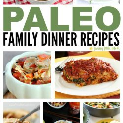 30+ Paleo Family Dinner Recipes