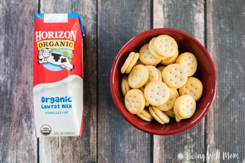 Horizon Organic snack