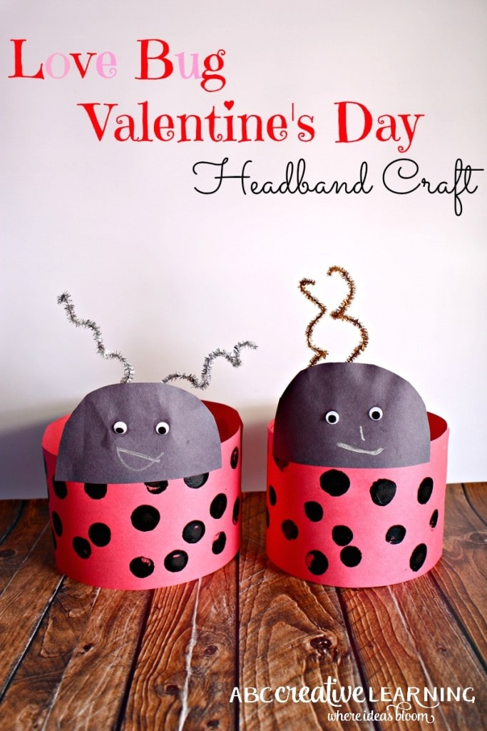 25 Easy Valentine's Day Crafts for Kids - Living Well Mom