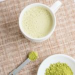 Easy Matcha Green Tea Latte | 40 Calorie Energy Boost