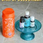 Natural Homemade Carpet Deodorizer