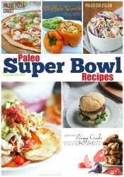 20+ Paleo Super Bowl Recipes
