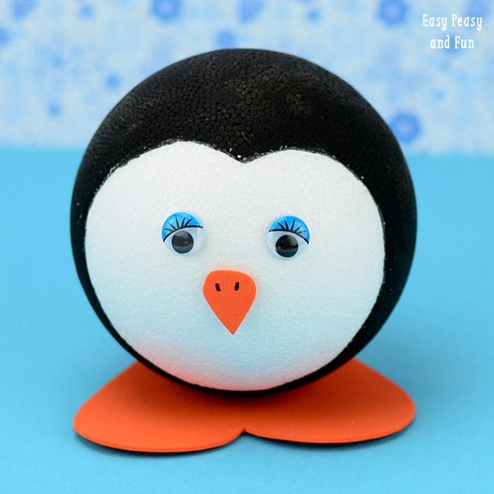 little DIY penguin