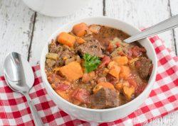 Slow Cooker Paleo Beef Stew