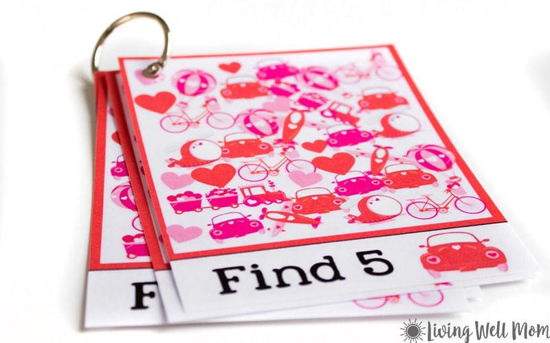 menyenangkan mencetak bebas Valentine I Spy seri anak-anak ini adalah cara yang bagus untuk mendorong menghitung keterampilan dan perhatian terhadap detail untuk anak-anak. itu juga sempurna untuk menjaga anak-anak sibuk di mana saja! download di sini gratis printing