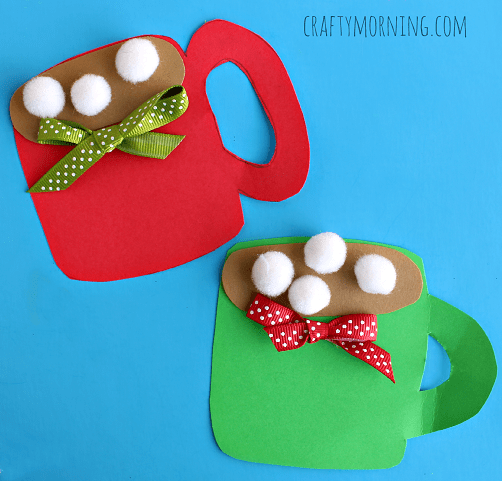 hot cocoa DIY craft