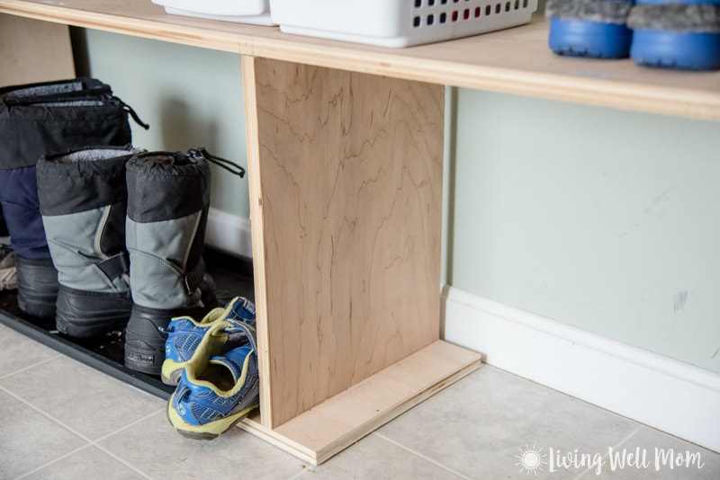 How to organize winter boots