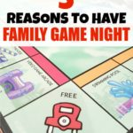 5 Reasons You Should Do Family Game Night