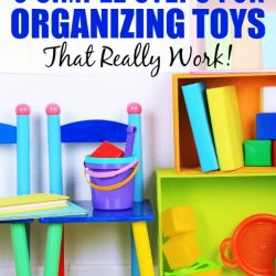 5 Simple Steps for Organizing Toys That Really Work