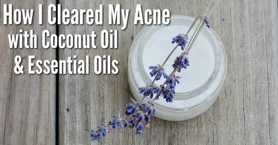 Facebook coconut oil lavender