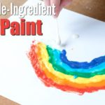 How to Make Simple-Ingredient Easy Puffy Paint