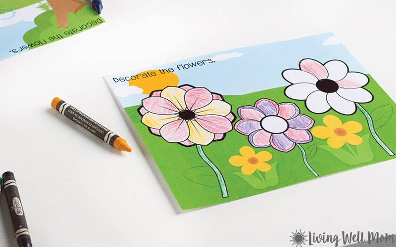 This super simple activity for kids is a winner with both big and little ones - grab your free coloring mats here and let your kids go to town. This isn't just any ol' coloring page either - find out why here: