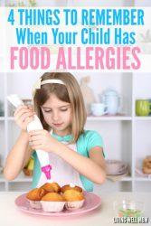 4 Things to Remember When Your Child Has Food Restrictions