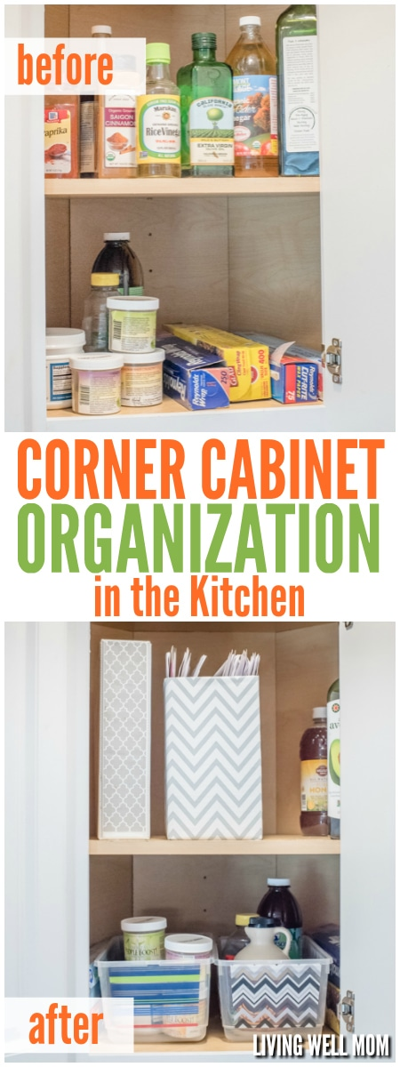 Exceptionnel That Tricky Corner Cupboard In Your Kitchen Can Be Tough To Organize!  Hereu0027s A Few