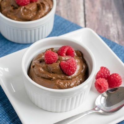 Healthy-Chocolate-Mousse