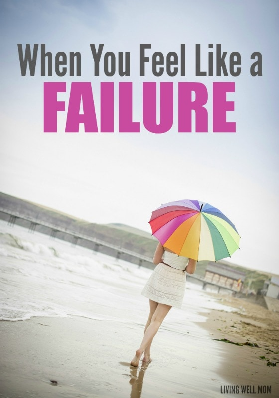 Humor Inspirational Quotes: When You Feel Like A Failure