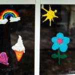 The Easiest DIY Window Clings for Kids