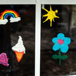 The Easiest DIY Window Clings for Kids