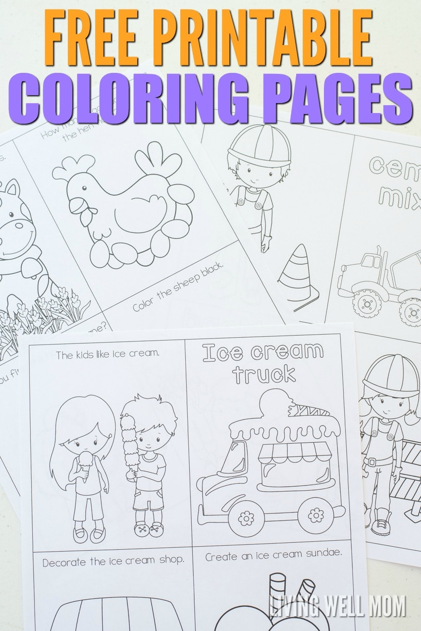 keep your kids occupied on road trips with this easy to make diy travel - Coloring For Kids