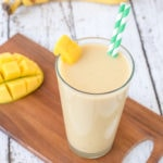 Coconut Mango Creamsicle Smoothie