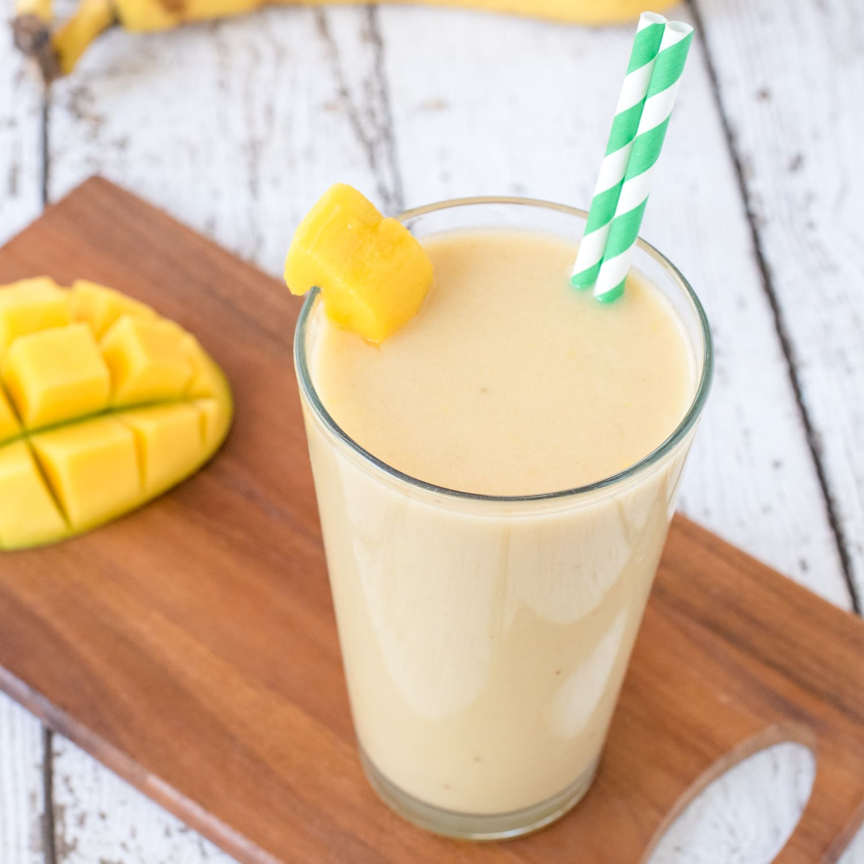 Coconut Mango: Coconut Mango Creamsicle Smoothie Recipe With A Secret