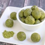 Matcha Green Tea Energy Bites