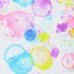 How to Paint with Bubbles