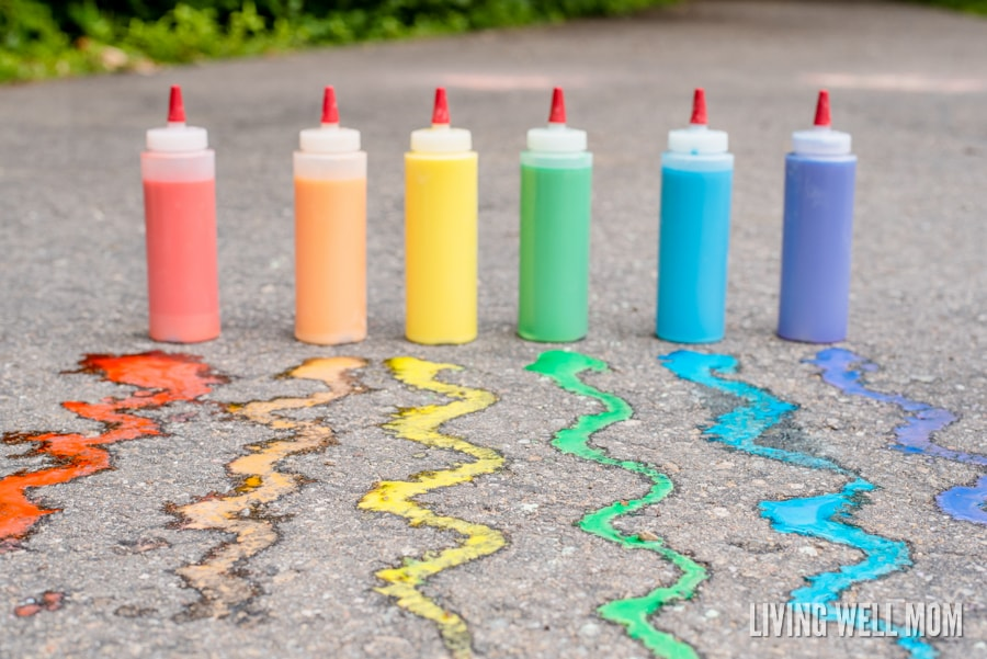 Chalk Paint Made With Cornstarch