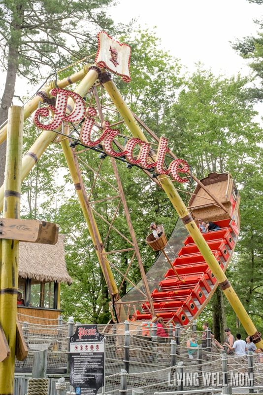 Need a family place to visit where you can REALLY get your moneyu0027s worth? Canobie & Canobie Lake Park: Ultimate Fun for the Entire Family (Review)