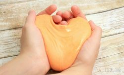 2 Ingredient DIY Silly Putty in Less than 5 Minutes