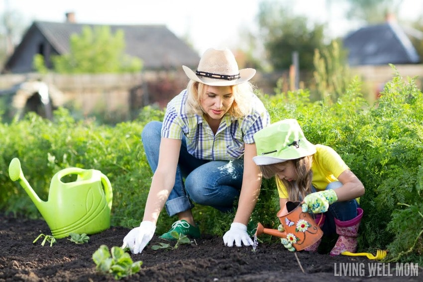 8 Great Ways to Get Kids Involved with Gardening