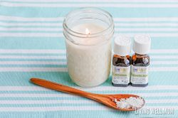 How to Make Easy Homemade Citronella Candles