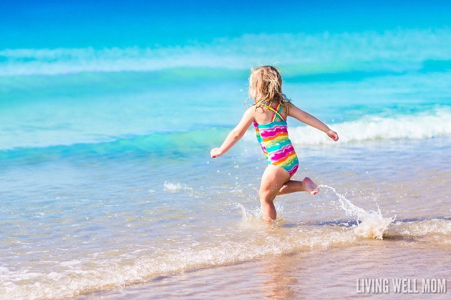 16 sanity saving tips for taking kids to the beach