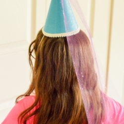 Easy DIY Princess Hats