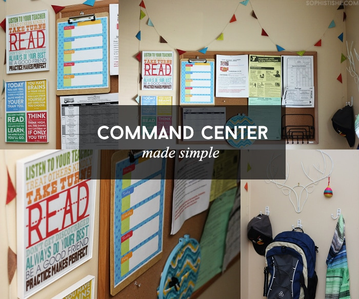 Command Center Collage by Iriemade