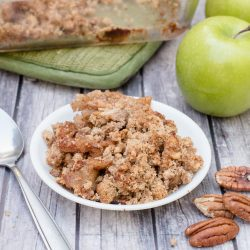 Grain-Free Apple Crisp