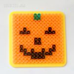 Halloween Melting Bead Art